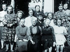Из истории Ухтымского детского дома