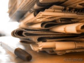 Лицо войны в газетных строчках