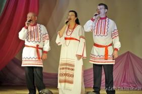 Семья, которая поёт