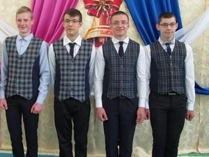 Ошланские школьники успешно завершили учебный год