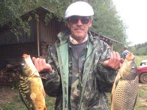 Ловись рыбка большая и очень маленькая!