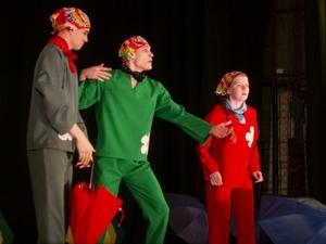 Вятский колледж культуры подготовил видеоверсию спектакля «Красная шапочка»