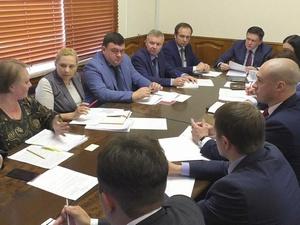 В правительстве Кировской области состоялось первое совещание в рамках проекта «Открытый регион»