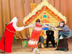 Театральная студия «Стрекоза» - участник окружного этапа «Театральное Приволжье»