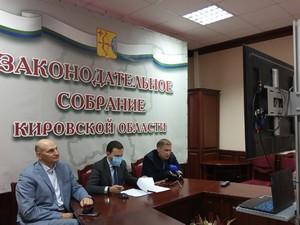 В Общественной палате поддержали инициативу сокращения депутатов Заксобрания Кировской области