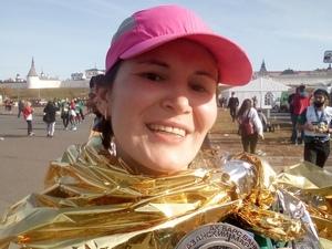 Пробегу марафон и буду счастлива!