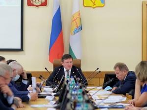 Игорь Васильев: «С начала года на реализацию национальных проектов в Кировской области направили 3,5 миллиарда рублей»